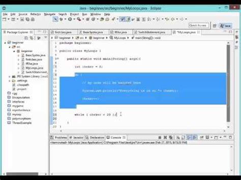 java tutorial in bangla bangla java tutorial 5 loop do while loop for loop