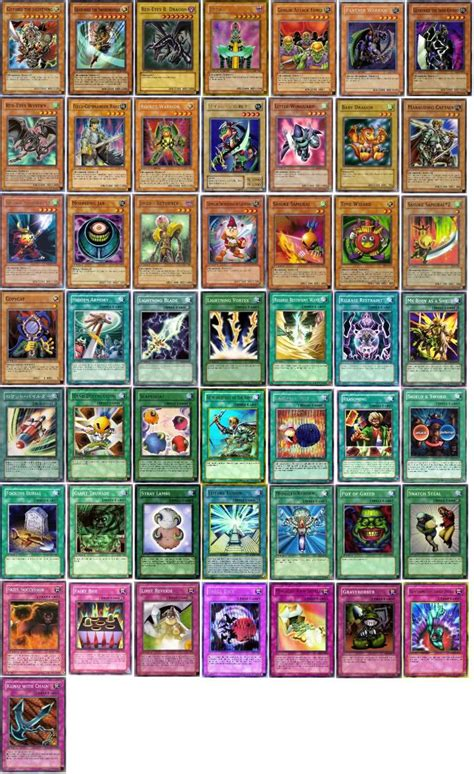 yugi deck liste yami yugi deck upgrade pojo forums