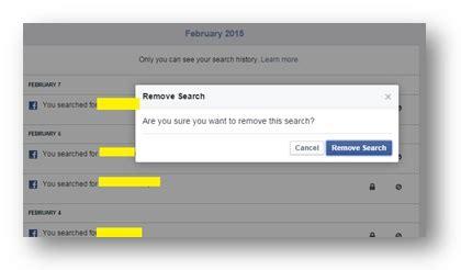 Remove Find Search How To Delete Search History On Techentice