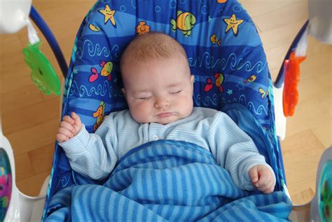 can a baby sleep in a swing ask the angry baby should i let my baby sleep in swing