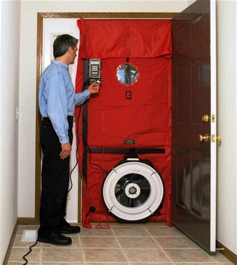 Blower Door Test Equipment by Minneapolis Blower Door