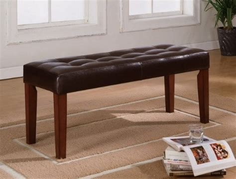 cushion for dining bench samuel dining bench bicast leather cushion large furniturendecor com