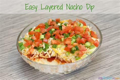 easy dips recipes