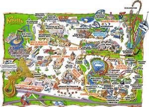 knotts berry farm california map 11 best images about knott s berry farm on the