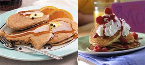 Pancakes Two Ways Beginner Expert by Easy And Expert Recipes For Chocolate Chip Pancakes