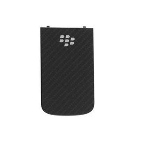 Blackberry 9900 Cover back panel cover for blackberry bold touch 9900 black
