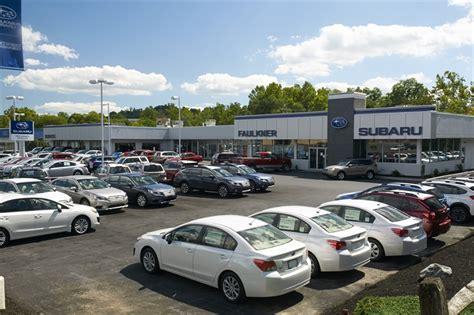 Faulkner Subaru by Projects Faulkner Subaru Harrisburg Professional Design