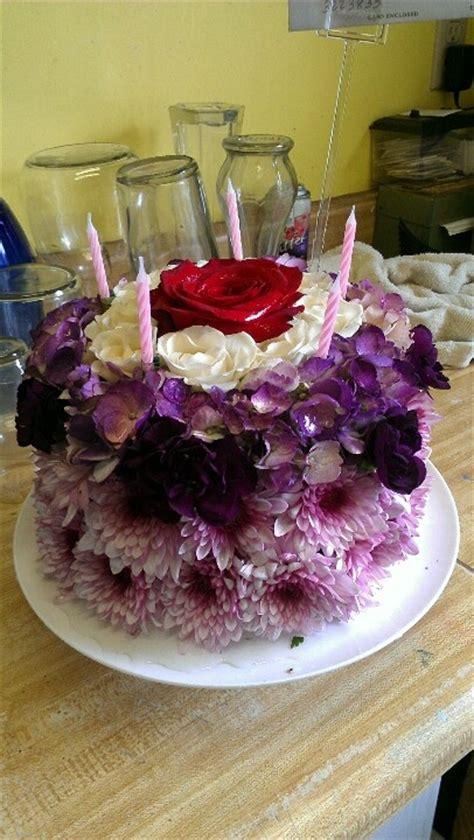 teleflora flower cake  cute birthday celebrations pinterest flower cakes  flower cakes