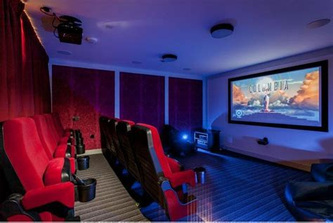 best cinema rooms ten of the best uk houses with cinema rooms
