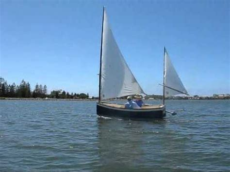 bolger long micro sail boat   doovi