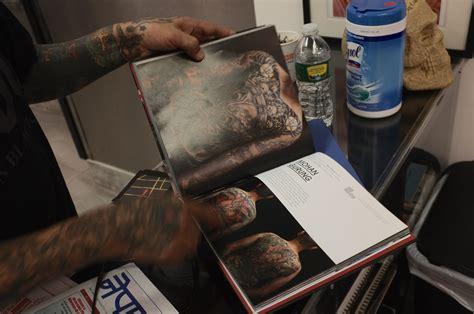 nepali tattoo legendary nepali artist opens jackson heights shop