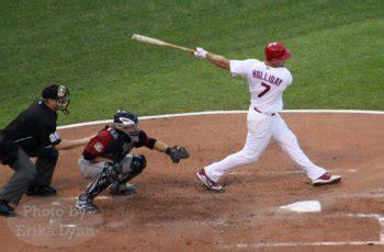check swing baseball hitting a baseball better than before