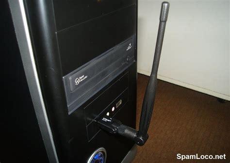 usb wifi para pc de escritorio adaptador wifi usb con antena 237 ble