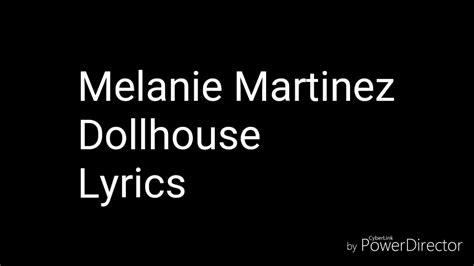 dollhouse lyrics melanie martinez dollhouse lyrics www imgkid the