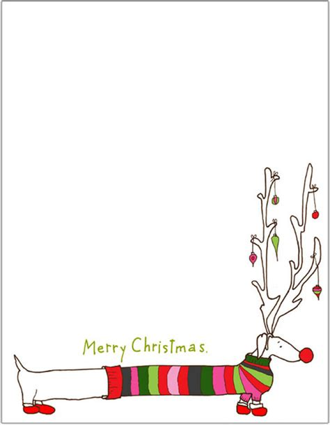 holiday templates for pages 17 christmas letter templates free psd pdf word format