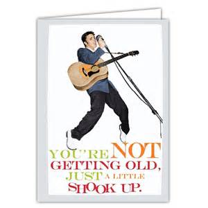 elvis shake up your birthday greeting card paperstyle