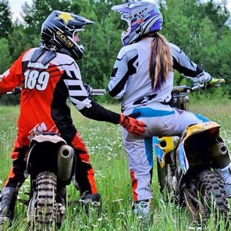 imagenes love motocross motard couple on instagram