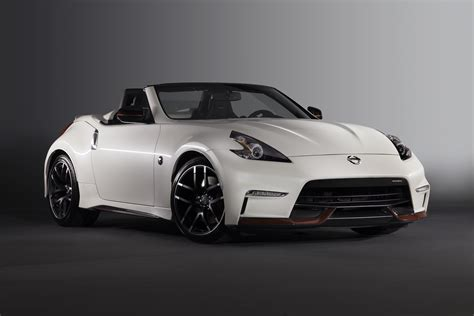 nissan z the nissan 370z nismo roadster concept is an easy decision
