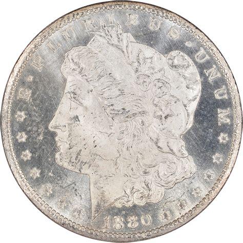 1880 silver dollar value 1880 cc us silver dollar 8 7 1 gsa holder