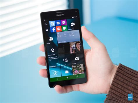 Microsoft Lumia 950 Xl microsoft lumia 950 xl review battery and conclusion