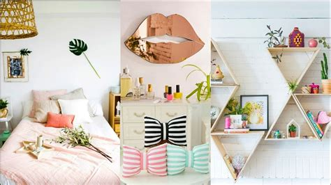 easy diy bedroom decor diy room decor 32 easy crafts ideas at home for teenagers