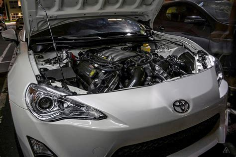 ford coyote v8 scion frs with a ford coyote v8 engine depot