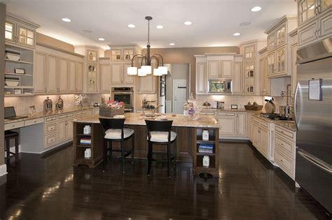 cream kitchen dark island quicua com dream kitchen almond cream kitchen cabinets with