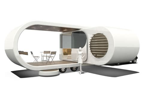 caravan design romotow mobile living unit that provides you space like no