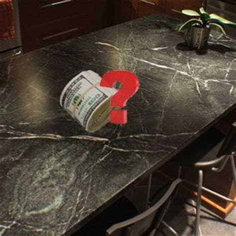 Soapstone Versus Granite kitchen counters soapstone and on
