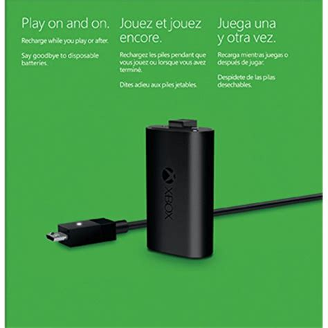 Xbox One Play Charge Kit Original Microsoft xbox one play and charge kit buy in uae