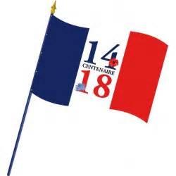centenaire guerre 1914 1918 aviso drapeaux