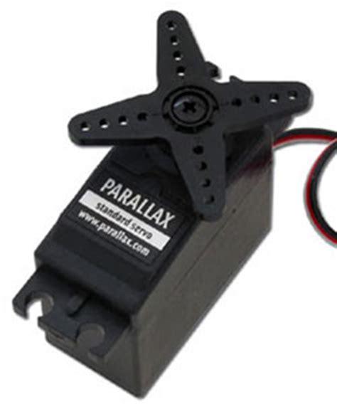 Servo Parallax Standard parallax 900 00005 servo specifications and reviews