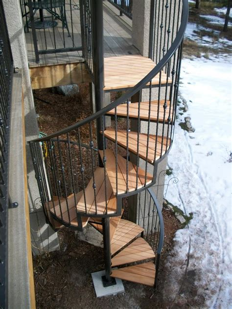 build wood steps prefab outdoor stairs building