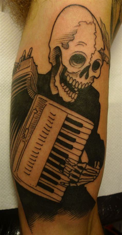 accordion tattoo pin by kurosaki on awesome tattoos
