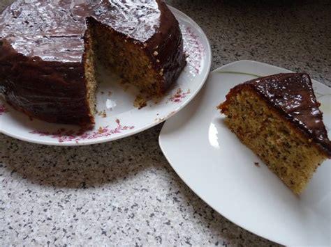 schokoladen marzipan kuchen marzipan kuchen