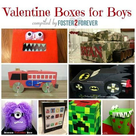 1000 images about s day boxes for school on