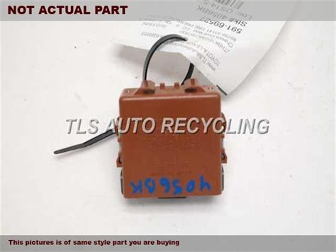 tire pressure monitoring 1990 lexus es head up display parting out 2009 lexus es 350 stock 6093yl tls auto recycling
