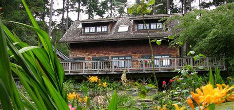 garden house  orcas island