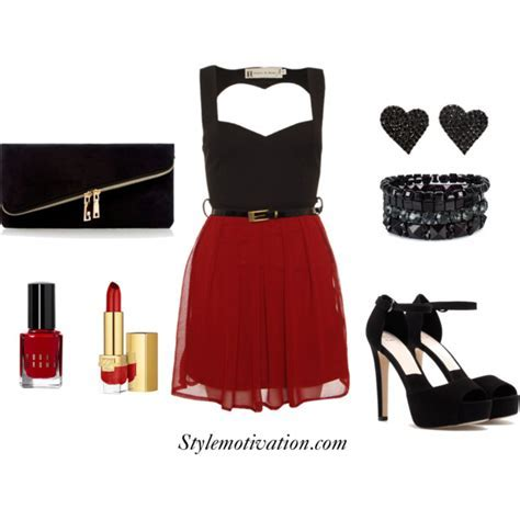 17 Amazing Valentine?s Day Outfit Combinations   Style