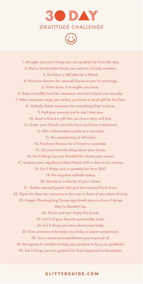 the gratitude journal a 21 day challenge to more gratitude deeper relationships and greater joy a life of gratitude join us in our 30 day gratitude challenge this november