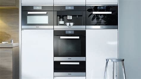 Signature Kitchen Design miele baking and steam cooking