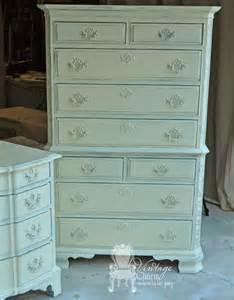 Dresser Redo by La Craie Vanille Dresser Redo Vintage Charm Restored