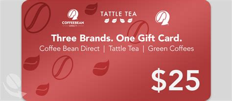 Gift Cards Direct - coffee bean direct 174 gift card coffee bean direct