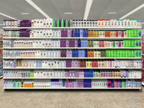 supermarkt regale tipos de merchandising