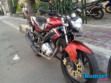 Jual Acrylic Warna Merah jual vixion 2010 warna merah modif fighter motor