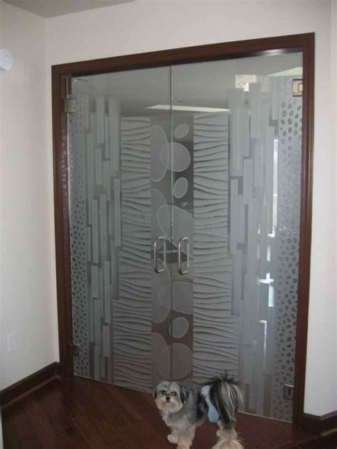 frosted glass bedroom doors interior glass doors with obscure frosted glass designs