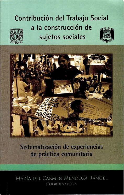 libro tartessos contribucin a contribuci 243 n del trabajo social a la construcci 243 n de