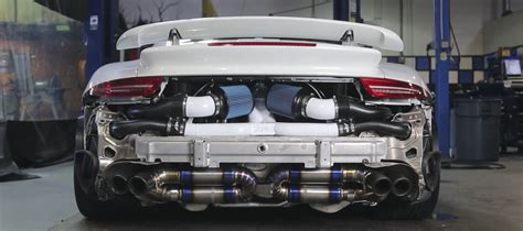 how it works cars 2010 porsche 911 engine control porsche 911 turbo strips to show us a stuning custom
