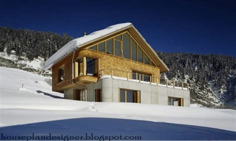 chalet home plan mountain cabin mountain lodge house plans