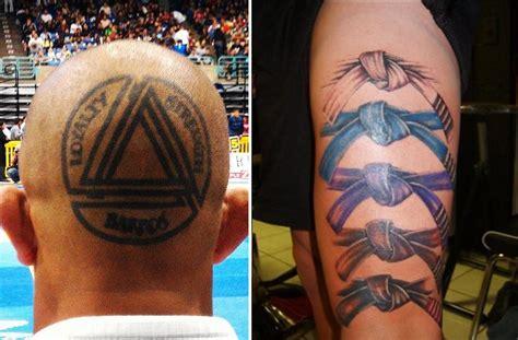 the jiu jitsu tattoo collection